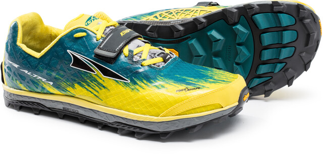 Altra M's King MT 1.5 Trail Running Shoes gul